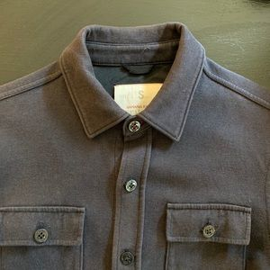 Banana Republic Heritage Shirt Jacket